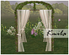 |K Wedding Gazebo