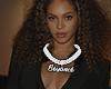 Beyonce's chain