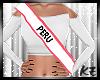 Peru Sash