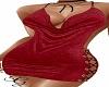 AF. Red Flirt Dress