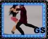 """GS"" TANGO DANCE COUPLE"