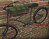 ϟ Rusty Wall Bike