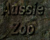 aussie Zoo sign