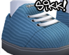 Blue Sikk Kicks