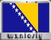 wzn Bosna-Hersek Flag