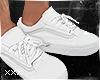 [X] White Kicks.
