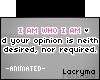 I am who I am | L |