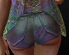 PVC 70s Shorts (RLS)
