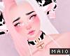 🅜 COW: pinku hair 2