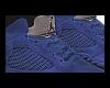 Jordan 5s Blue Suede