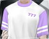 777 Purple Tee
