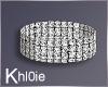 K  diamond bracelet
