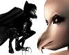Harpy/Eagle head - F