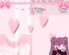 pink hearties