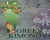 Kimono Green2