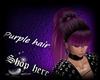 Purple hair SIL