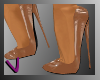 [ves]Tan pumps