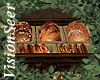 Market Bread Cart