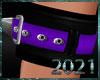 💀| Kita ArmBand-Purp