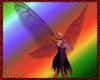 Crystal fae wings - purp