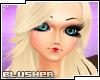 *B*Ash Blonde Lady