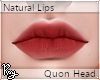 Nature Red Lips-Quon