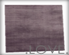 .LOVE. Prple Silk Rug