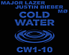 Major Lazer-Cold Water