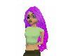 Aaurora Lavender Pink Ti
