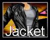 !~TC~! Leather bikerjack
