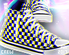 e Guy Checker Chucks
