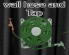 Hose reel and Tap
