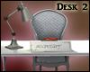 [AA] Reception Desk