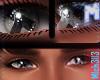 ♚2 tones b/wcross eyes