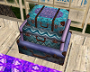 Peace and Love Suitcases