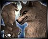 ! Brown Werewolf