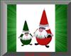 Santa & Elf Decoration