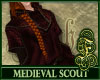 Medieval Scout Red