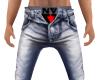 NV Blue Undress Me Jean
