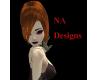 (NA) Bronze Liye Hair
