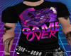 Neon Game Over T-Shirt