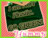 [Y]Go Green Bag