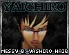 Messy Black Yashiro