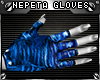 !T Nepeta gloves - blue
