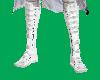 +SE+ Embara White Boots