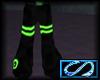 [S] Rave Pants Green