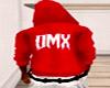 DMX-Hood Red