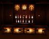 Lighted Dark Bar