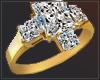 !!5 Diamond Special Ring