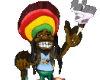 3D Bob Marley Spinner